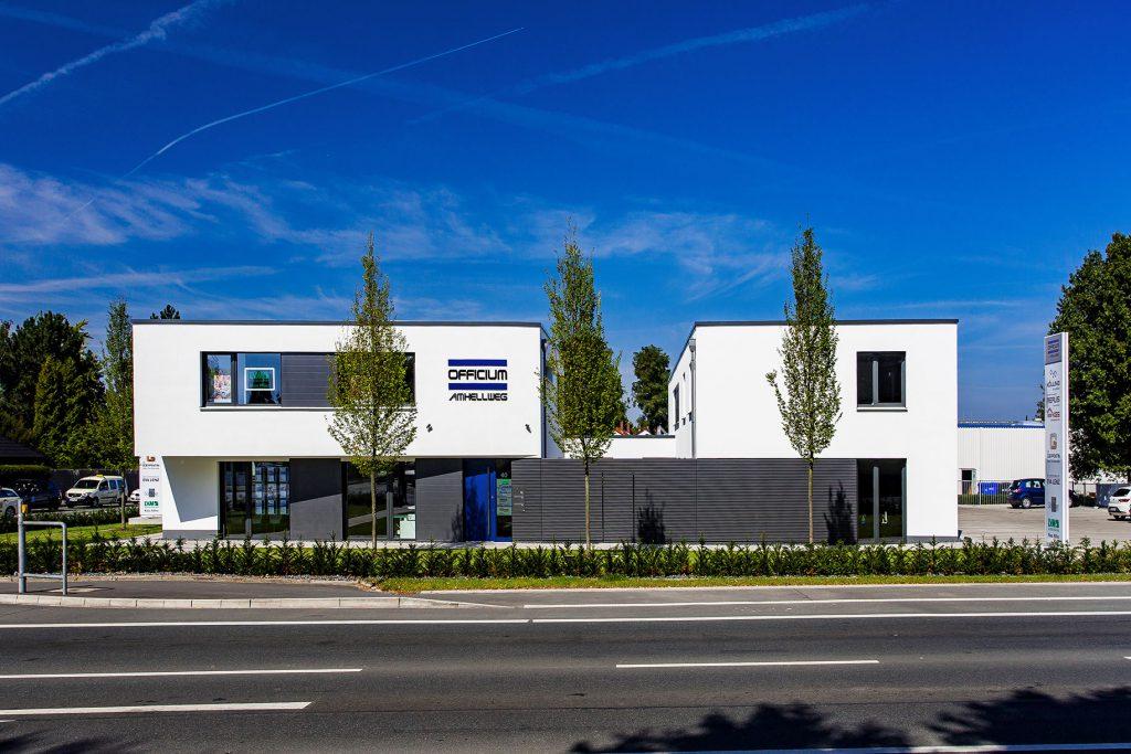 Gebäude Kanzlei Officecum Werler Landstraße 40 59494 Soest